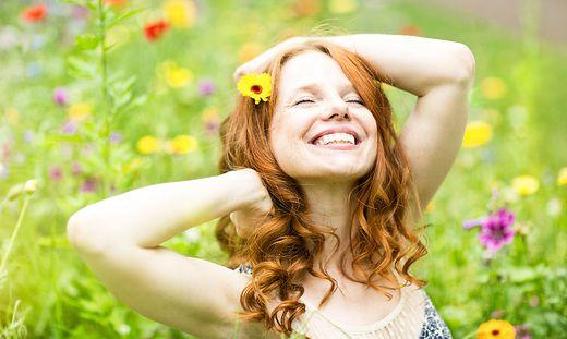 Glück wahre ist eine Lebensart...