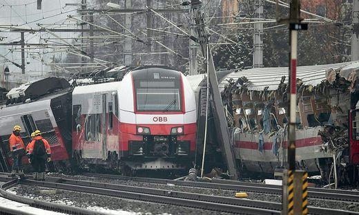 Bei dem Zugsunglück in Niklasdorf war eine Frau ums Leben gekommen