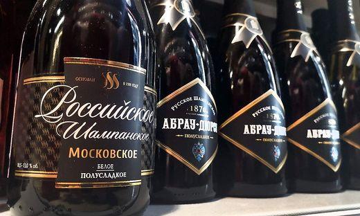 """Russland legt das Wort """"Champagner"""" eigenwillig aus"""