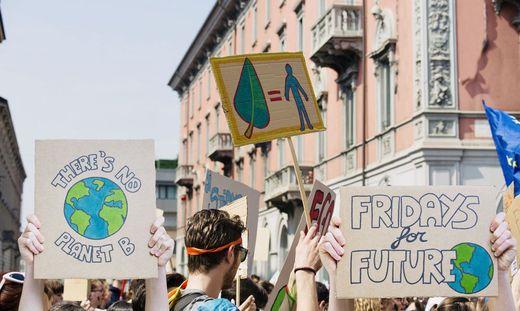 Am 27. September findet der vorerst größte Klimastreik der ´Fridays for Future´-Bewegung statt