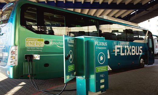 Nach nur einem Jahr endet der Pilot mit der E-Fernbus-Strecke