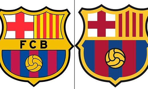 vereinswappen fc barcelona