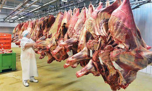 Die Gewerkschaft will vier Prozent mehr Lohn für die Fleischer