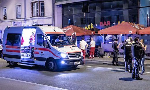 Schießerei in Salzburg