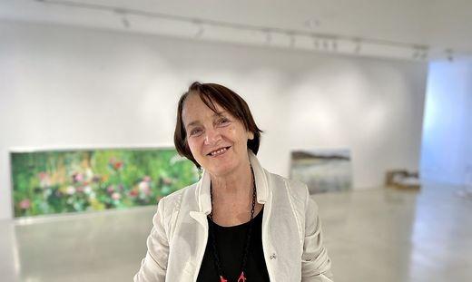 Nach acht Jahren regen Treibens in der Galerie Freihausgasse verabschiedet sich Edith Eva Kapeller