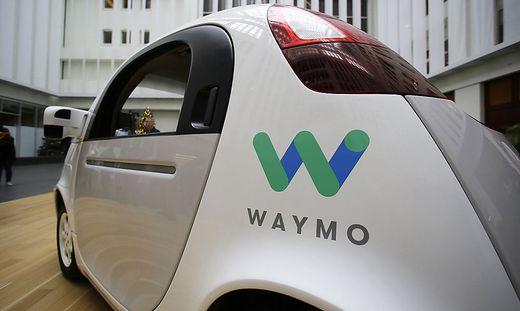 Roboterwagen von Google-Schwesterfirma in Unfall verwickelt