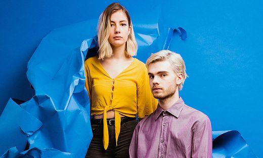 Sophie Lindinger und Marco Kleebauer sind 'Leyya'
