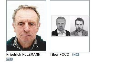 Friedrich Felzmann Stiwoll Tibor Foco Most Wanted
