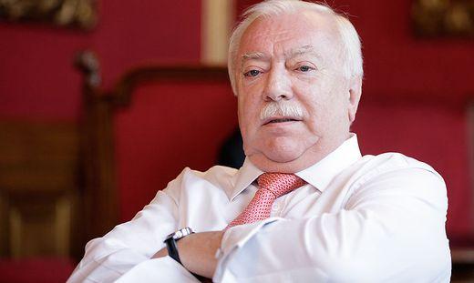 Die Wiener SPÖ leidet unter ihren Häupl-Nachfolge-Streitereien