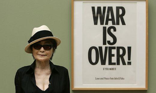 John Lennon und Yoko Ono schufen einen der größten X-Mas-Songs aller Zeiten