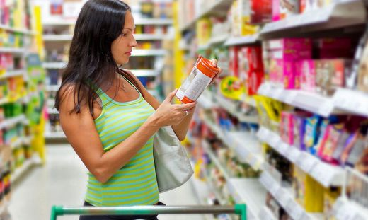 Angaben der Zutaten bei Lebensmittel führen Konsumenten oft in die Irre