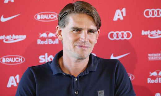 Sportdirektor Christoph Freund