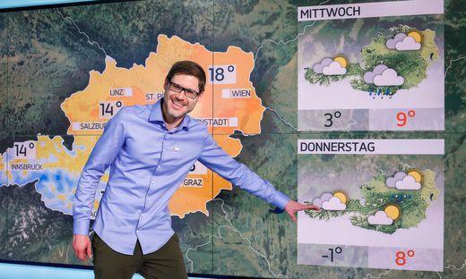 """""""Wetterfrosch"""" Manuel Kelemen"""