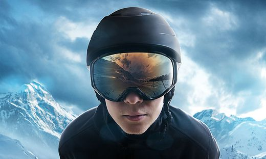 """Skihelm – ja oder nein? Thomas Saier weiß: """"Durch entsprechende Protektoren wird der Schweregrad einer Verletzung immer verringert"""""""