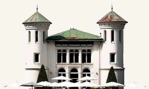 Pia Pivec setzt bekannte Fassaden perfekt in ein anderes Licht.