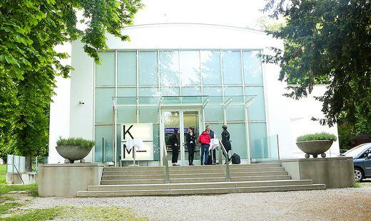 Das Künstlerhaus in Graz wird zur Kunsthalle