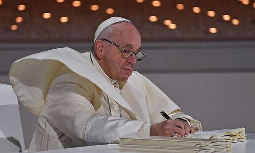 UAE-VATICAN-RELIGION-POPE-ISLAM