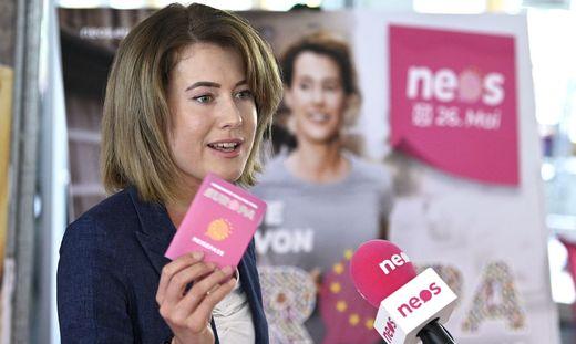 Claudia Gamon: Neos-Spitzenkandidatin zur Europawahl