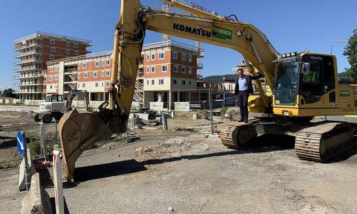 Der Bauboom in Graz reißt nicht ab