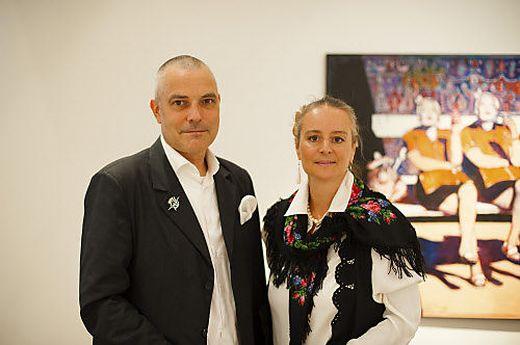 Das Ehepaar Pejrimovsky ist seit 30 Jahren erfolgreich im Geschäft