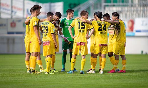 Bundesliga leitet Verfahren gegen Kapfenberger SV ein