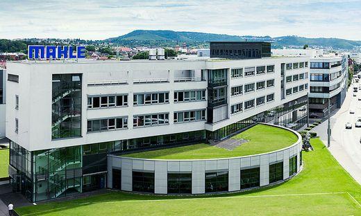 Mahle-Konzernzentrale in Stuttgart