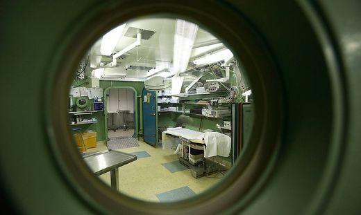 Druckkammer am LKH Graz