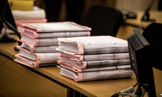 Gerichtsverhandlung ´Hexen´ ´Hexenprozess´ Landesgericht Klagenfurt am 13.1.2020