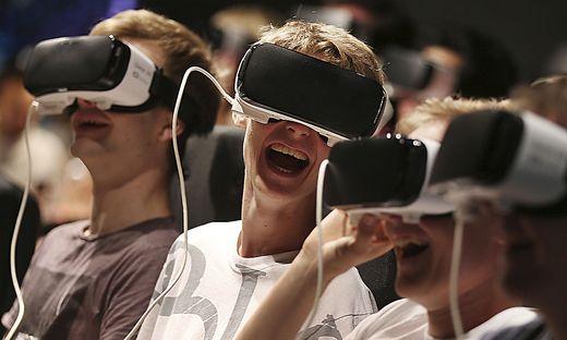 Im Vorjahr standen VR-Brillen im Fokus der Gamescom
