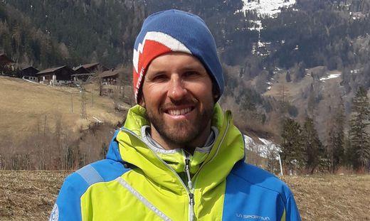 """Matthias """"Hias"""" Lackner ist in Großkirchheim zu Hause: die Berge sind für den Bergführer derzeit nur Kulisse"""