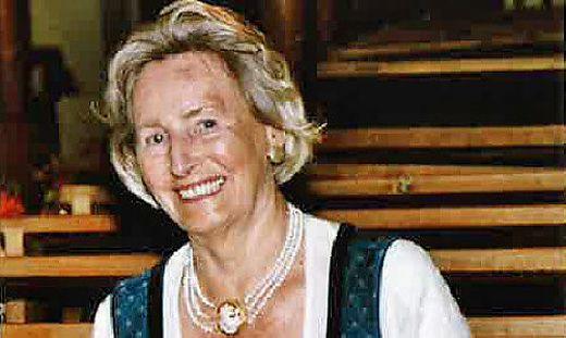 Maria Rainer (†), geborene Wassertheurer