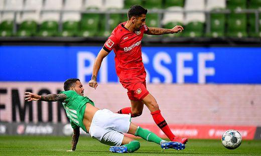 Bremen empfängt Leverkusen
