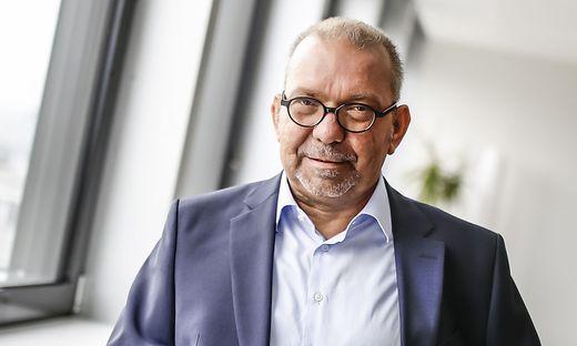 Vorstand Armin Wiersma