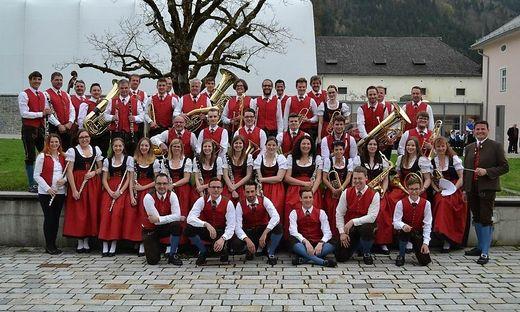 Die Glantaler Blasmusik lädt zum Benefiz-Konzert