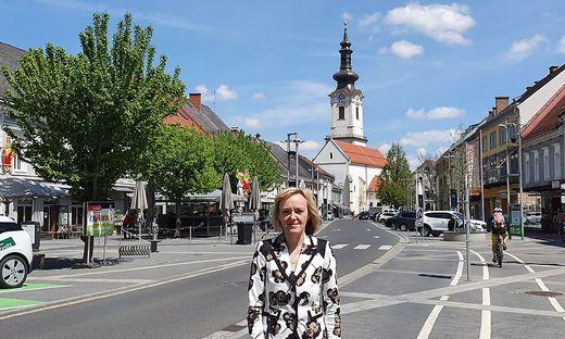 """Vizebürgermeisterin Helga Sams: """"Die positive Stimmung trägt dazu bei, dass sich die Stadt Leibnitz gut entwickelt"""""""