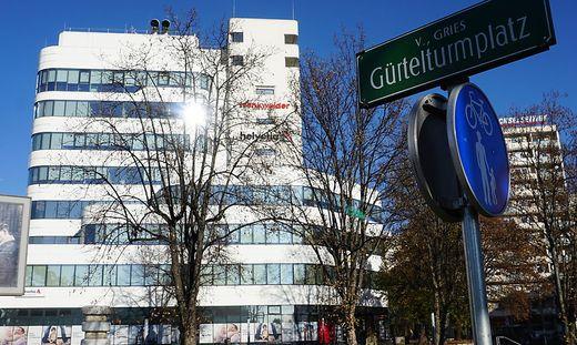 Gürtelturm in Graz
