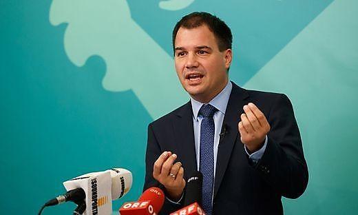 Michael Schickhofer (SPÖ)