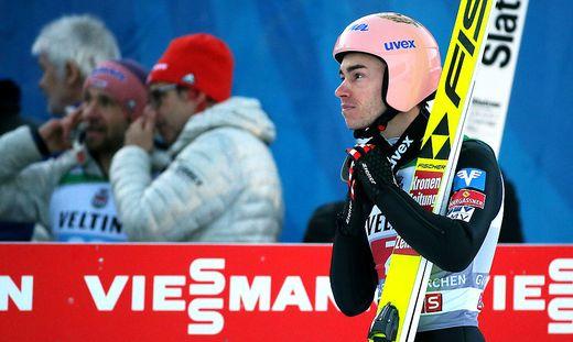 SKI JUMPING - FIS WC Garmisch-Partenkirchen