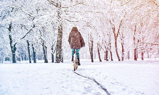 Radfahren im Winter: So klappt es mit Sicherheit