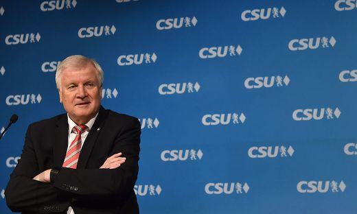 Seehofer will offenbar Parteivorsitz, aber nicht Spitzenkandidatur