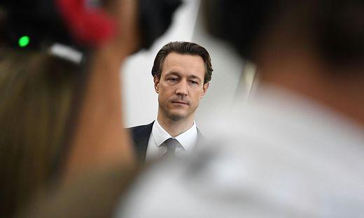 ÖVP-Finanzminister Gernot Blümel