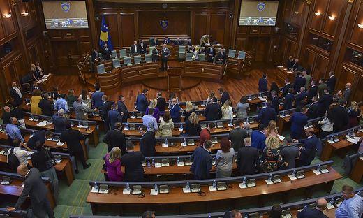 Kosovo wählt am 6. Oktober ein neues Parlament