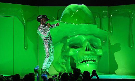 Nike hat den Rapper Lil Nas X verklagt (Symbolfoto)