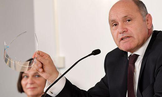 Wolfgang Sobotka will notfalls selbst über die Ladungsliste entscheiden