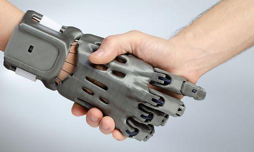 Prothesen aus dem 3D-Drucker: Das Projekt ASAM baut eine Kooperation zwischen Kärnten und