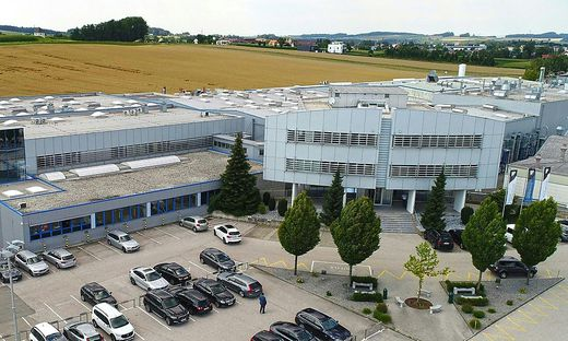 FACC-Zentrale in Ried im Innkreis