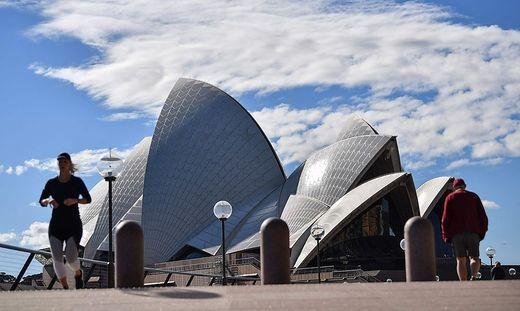 Lockdown auf Großraum Sydney ausgeweitet