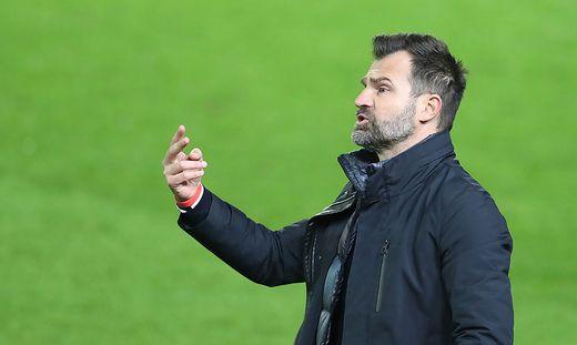 SOCCER - UEFA EL, Antwerpen vs LASK