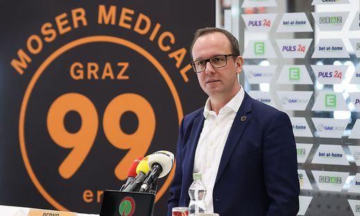 99ers Manager Bernd Vollmann