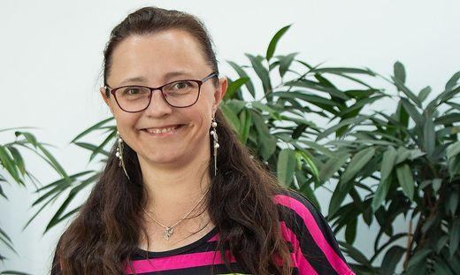 Aleksandra Jama von der FH Kärnten